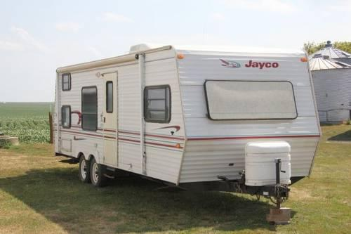 1998 Jayco Eagle Bunkhouse Travel Trailer for Sale in ...
