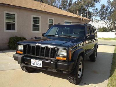 1998 jeep cherokee 4x4 4 0 liter great truck for sale in torrance california classified. Black Bedroom Furniture Sets. Home Design Ideas