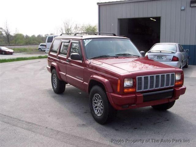 1998 jeep cherokee sport for sale in huntington indiana classified. Cars Review. Best American Auto & Cars Review