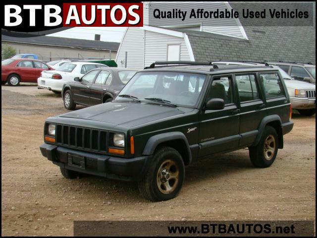 1998 jeep cherokee sport for sale in hopkins minnesota classified. Cars Review. Best American Auto & Cars Review