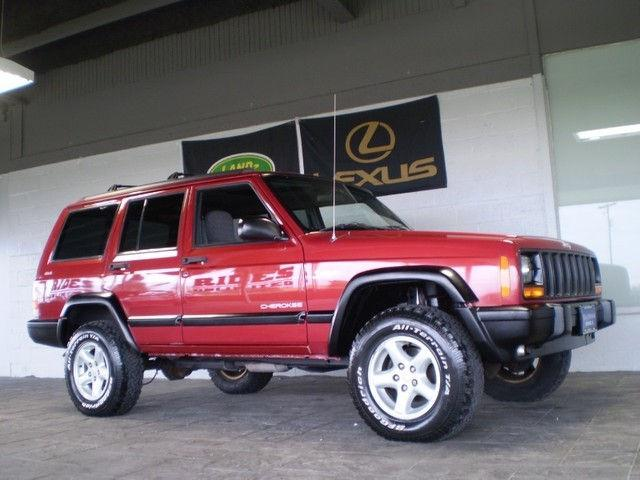 1998 Jeep Cherokee Sport For Sale In Newark  Illinois