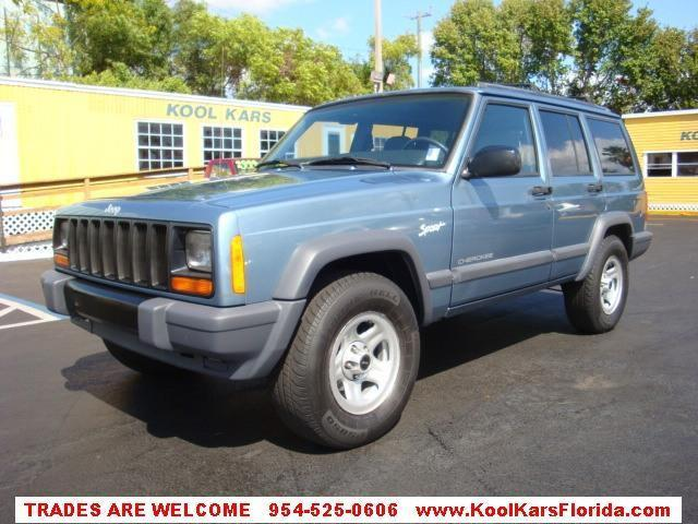 1998 jeep cherokee sport for sale in fort lauderdale florida. Cars Review. Best American Auto & Cars Review