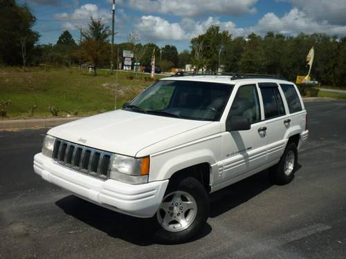 1998 jeep grand cherokee laredo 4 0 inline 6 cylinder engine for sale in brooksville florida. Black Bedroom Furniture Sets. Home Design Ideas