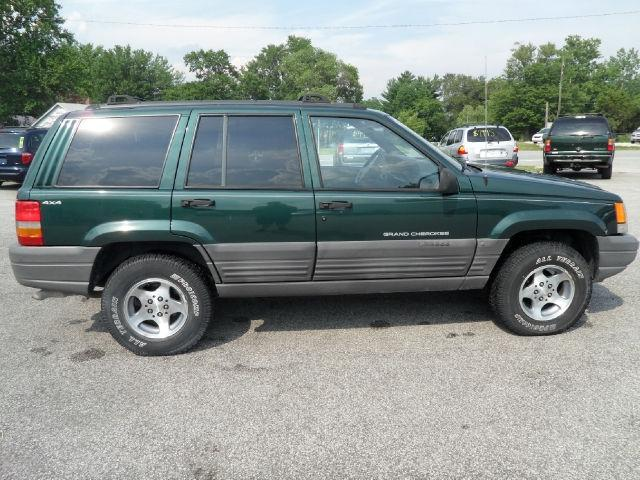 1998 jeep grand cherokee laredo 4wd for sale in cloverdale indiana. Cars Review. Best American Auto & Cars Review