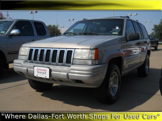 1998 jeep grand cherokee laredo for sale in arlington texas classified. Black Bedroom Furniture Sets. Home Design Ideas