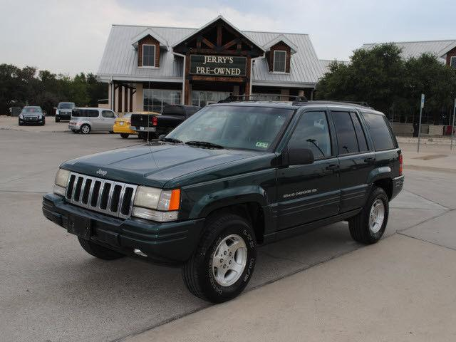 1998 jeep grand cherokee laredo for sale in hudson oaks texas. Cars Review. Best American Auto & Cars Review