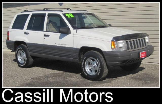 1998 jeep grand cherokee laredo for sale in cedar rapids for Cassill motors used cars