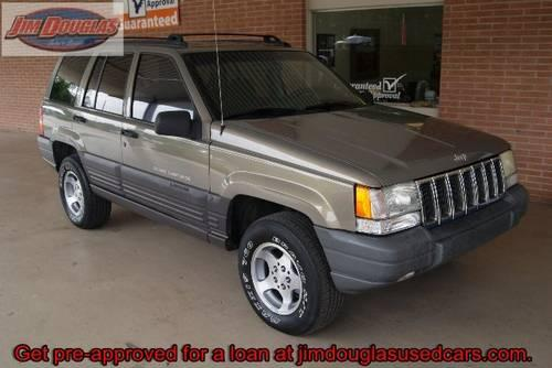 1998 jeep grand cherokee laredo gray 125k miles bhph terms for sale in high springs. Black Bedroom Furniture Sets. Home Design Ideas