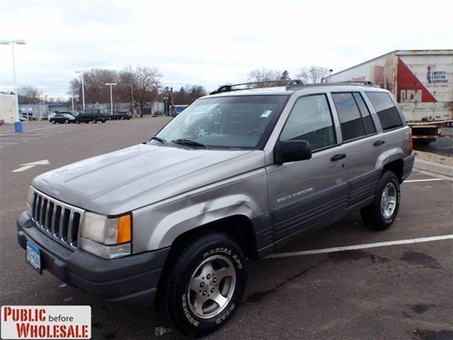 1998 jeep grand cherokee laredo for sale in minneapolis minnesota classified. Black Bedroom Furniture Sets. Home Design Ideas