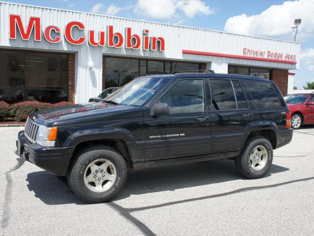 1998 jeep grand cherokee laredo for sale in madison indiana. Cars Review. Best American Auto & Cars Review
