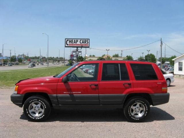 1998 jeep grand cherokee laredo for sale in sioux falls south dakota classified. Black Bedroom Furniture Sets. Home Design Ideas
