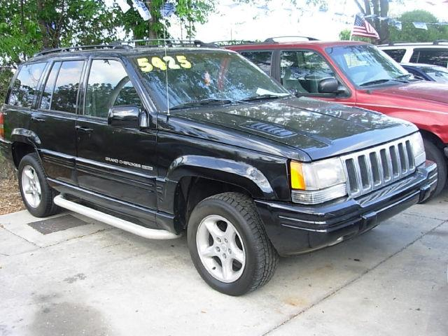 1998 jeep grand cherokee limited for sale in winter garden florida classified. Black Bedroom Furniture Sets. Home Design Ideas