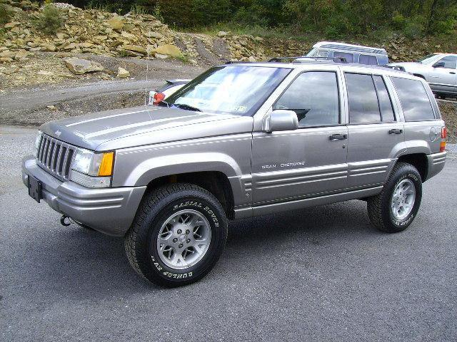 1998 Jeep Grand Cherokee Limited For Sale In Portage