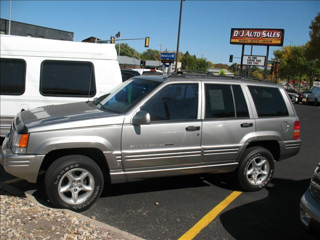 1998 Jeep Grand Cherokee Limited for Sale in Sioux Falls ...