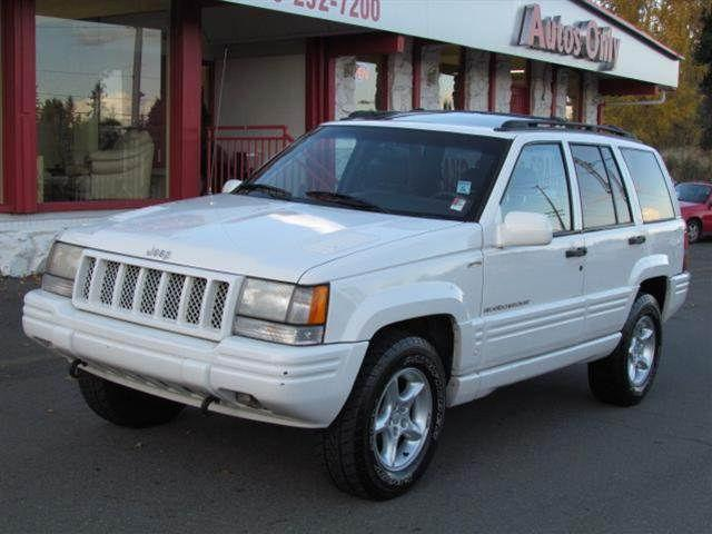 1998 jeep grand cherokee limited for sale in lynnwood washington. Cars Review. Best American Auto & Cars Review