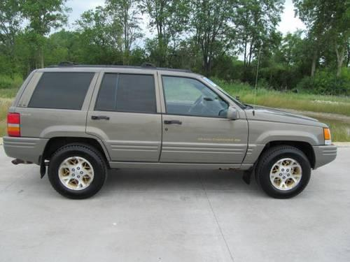 1998 jeep grand cherokee sport utility 4dr limited 4wd for sale in barrington illinois. Black Bedroom Furniture Sets. Home Design Ideas