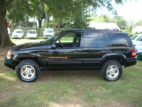 1998 jeep grand cherokee suv 4x4 limited for sale in decatur alabama classified. Black Bedroom Furniture Sets. Home Design Ideas