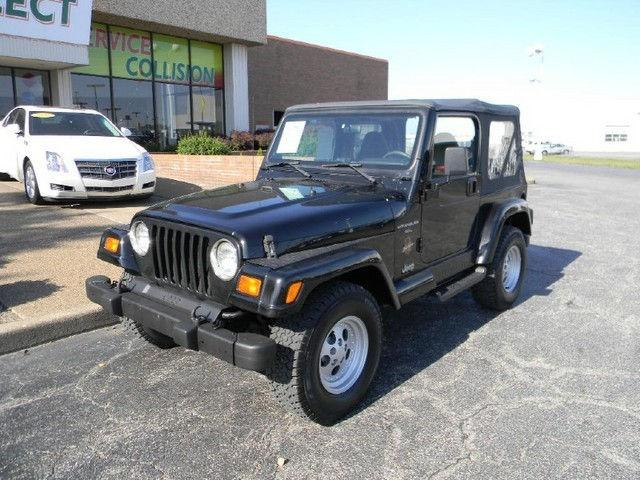 1998 jeep wrangler sahara for sale in evansville indiana classified. Black Bedroom Furniture Sets. Home Design Ideas