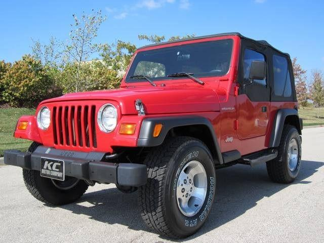 1998 jeep wrangler se for sale in bucyrus kansas classified. Black Bedroom Furniture Sets. Home Design Ideas