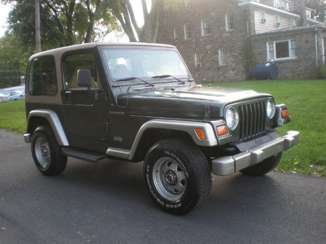 1998 jeep wrangler se for sale in leesburg virginia classified. Black Bedroom Furniture Sets. Home Design Ideas
