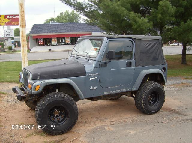 jeep wrangler sport 1998 jeep wrangler car for sale in sparta nc. Cars Review. Best American Auto & Cars Review