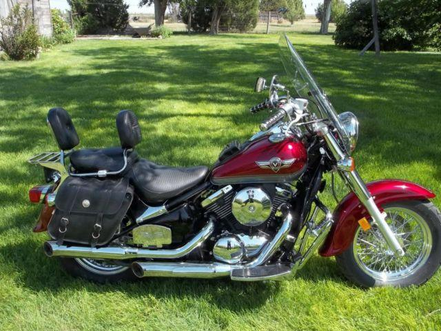 1998 Kawasaki Vulcan Classic 800 ( SHOW ROOM CONDITION