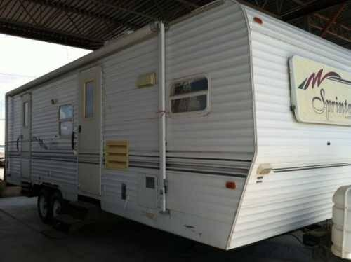 1998 Keystone Sprinter Travel Trailer In El Paso Tx For