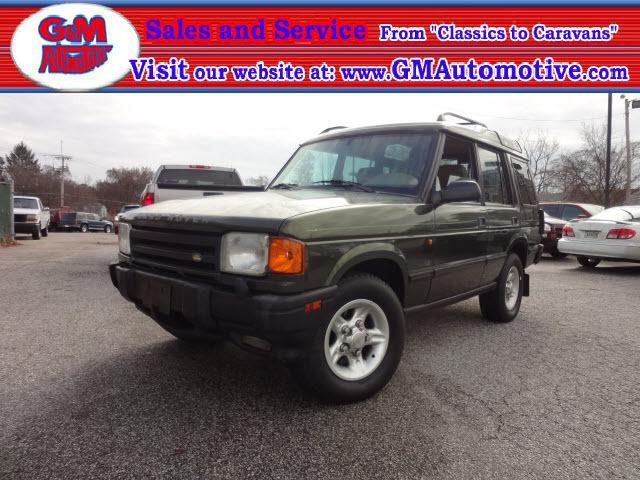 1998 land rover discovery for sale in kingsville maryland classified. Black Bedroom Furniture Sets. Home Design Ideas
