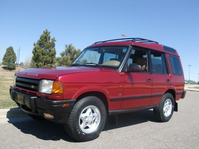 1998 land rover discovery le for sale in englewood colorado classified. Black Bedroom Furniture Sets. Home Design Ideas