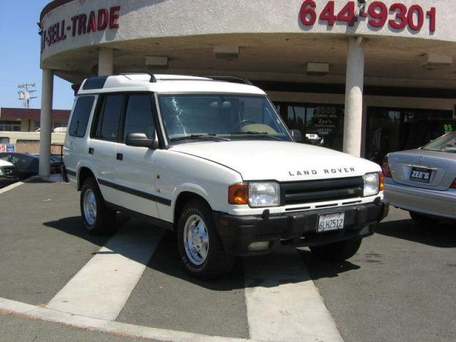 1998 land rover discovery le for sale in vallejo california classified. Black Bedroom Furniture Sets. Home Design Ideas
