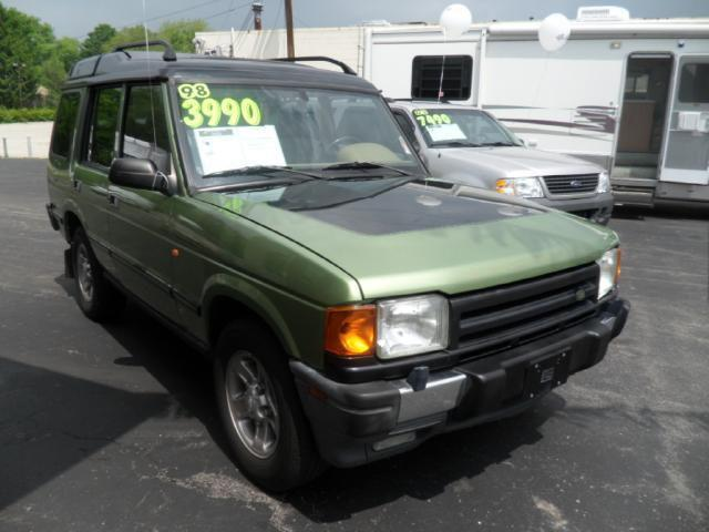 1998 land rover discovery lse for sale in indianapolis indiana classified. Black Bedroom Furniture Sets. Home Design Ideas