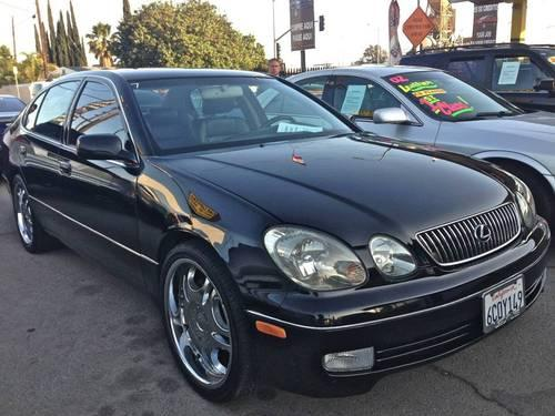 1998 lexus gs 400 platinum edition for sale in arleta california classified. Black Bedroom Furniture Sets. Home Design Ideas