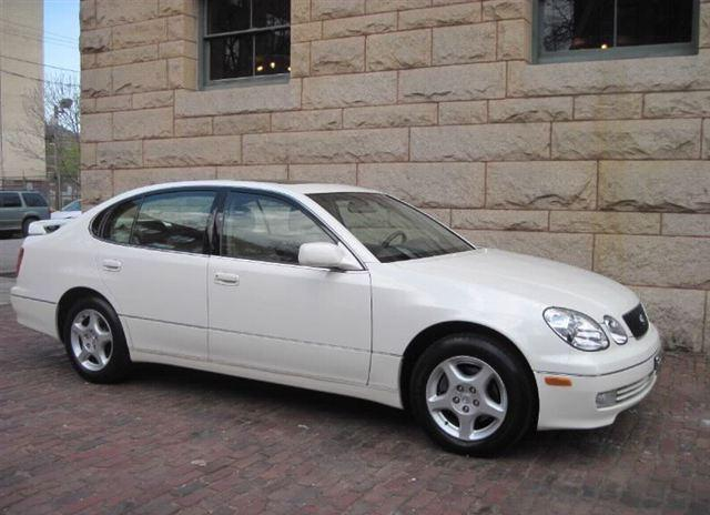 1998 lexus gs300 automatic diamond white for sale in. Black Bedroom Furniture Sets. Home Design Ideas