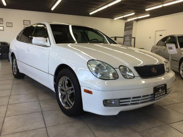 1998 lexus gs400 white 4dr luxury runs smooth reliable gas saver for sale in gold river. Black Bedroom Furniture Sets. Home Design Ideas