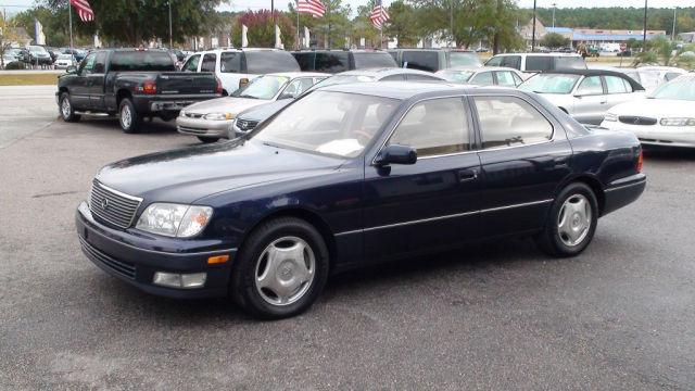 1998 lexus ls 400 for sale in north charleston south carolina classified. Black Bedroom Furniture Sets. Home Design Ideas
