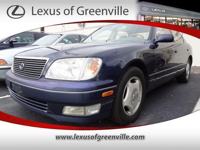 1998 lexus ls 400 for sale in greenville south carolina classified. Black Bedroom Furniture Sets. Home Design Ideas