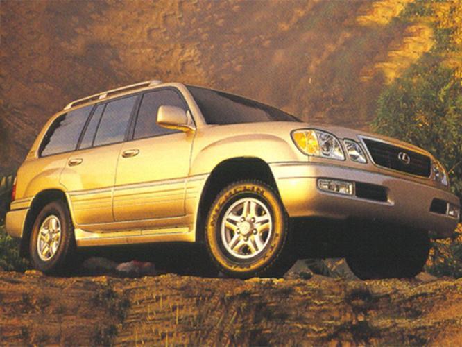 1998 Lexus LX 470 Base AWD 4dr SUV