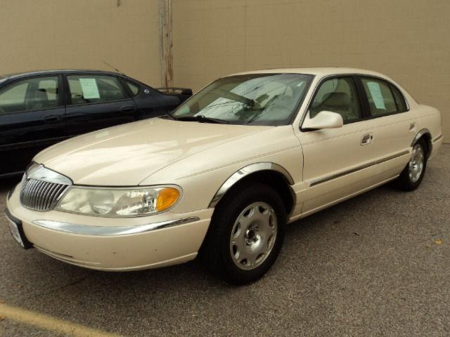 1998 Lincoln Continental For Sale In Sioux Falls South