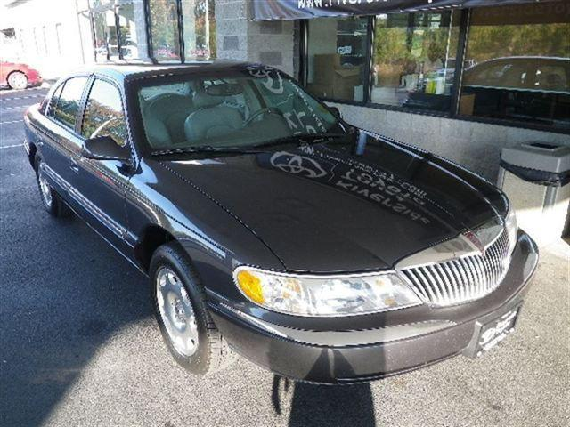 1998 lincoln continental for sale in rome georgia classified. Black Bedroom Furniture Sets. Home Design Ideas