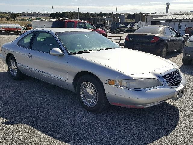 1998 lincoln mark viii base 2dr coupe for sale in canyon. Black Bedroom Furniture Sets. Home Design Ideas