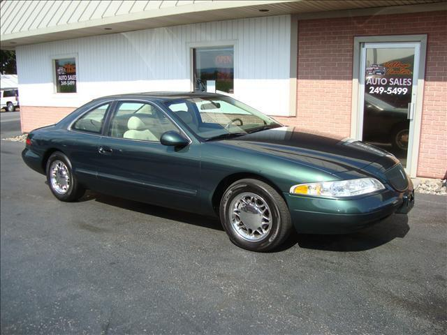 1998 Lincoln Mark Viii Lsc For Sale In Carlisle