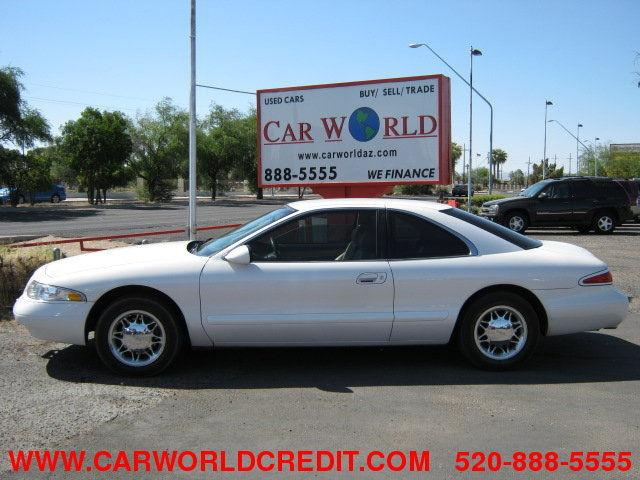 1998 lincoln mark viii lsc for sale in tucson arizona. Black Bedroom Furniture Sets. Home Design Ideas