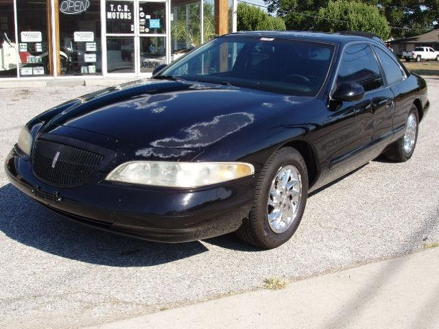 1998 Lincoln Mark Viii Lsc For Sale In Pasadena Texas