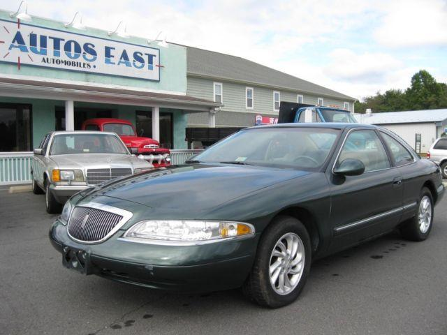 1998 lincoln mark viii sport coupe extra low miles for. Black Bedroom Furniture Sets. Home Design Ideas