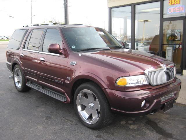 Lincoln Navigator Americanlisted on 2000 Lincoln Navigator Air Suspension