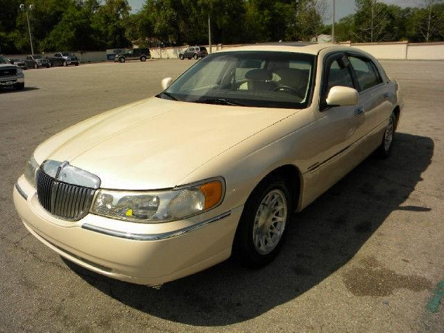 1998 lincoln town car cartier for sale in sanford florida classified. Black Bedroom Furniture Sets. Home Design Ideas
