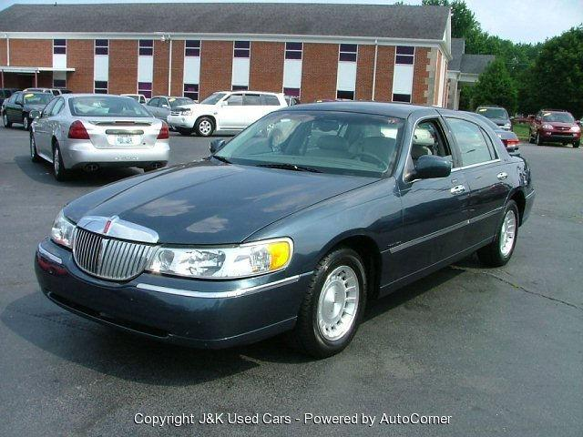 1998 Lincoln Town Car Executive For Sale In Bowling Green Kentucky