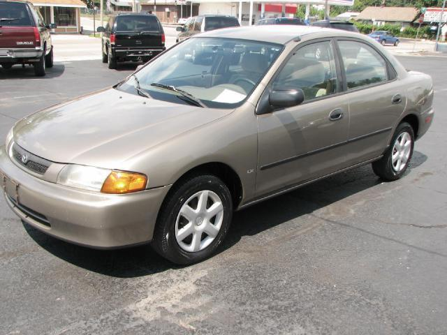 1998 Mazda Protege Lx For Sale In Muncie Indiana