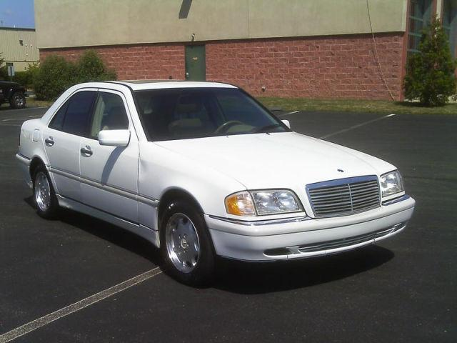 Mercedes Benz Of West Chester >> 1998 Mercedes-Benz C-Class C230 for Sale in West Chester ...