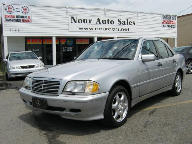 1998 mercedes benz c class c280 for sale in charlotte. Black Bedroom Furniture Sets. Home Design Ideas